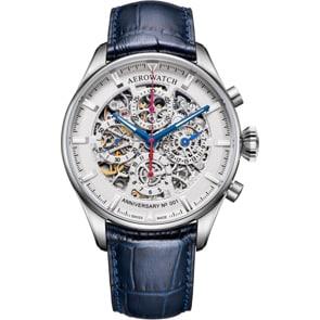 Aerowatch Les Grandes Classiques Skeleton Anniversary Edition