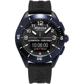 Alpina AlpinerX Alive Smartwatch Dunkelblau / Schwarz