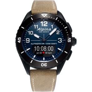 Alpina AlpinerX Alive Smartwatch Schwarz / Beige
