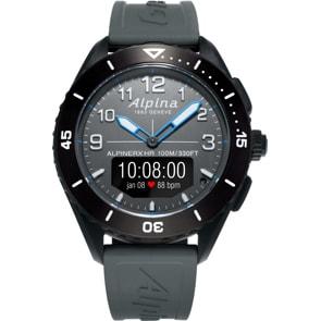Alpina AlpinerX Alive Smartwatch Schwarz / Grau