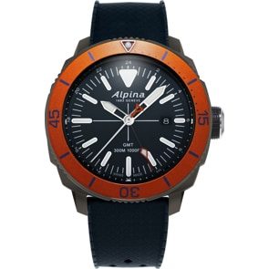 Alpina Seastrong Diver 300 GMT