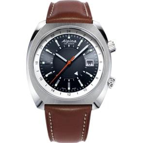 Alpina Startimer Pilot Heritage Automatic GMT