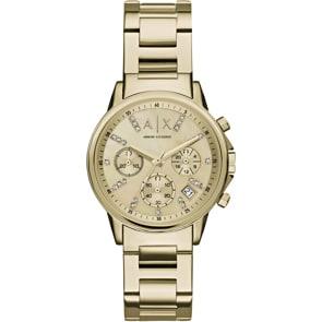 Armani Exchange Lady Banks Chronograph