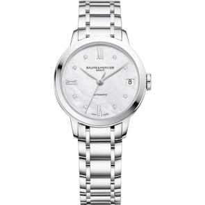 Baume et Mercier Classima 10553 Automatik Diamonds Ø 31mm