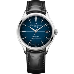 Baume et Mercier Clifton Baumatic 10467 Automatik COSC Ø 40mm