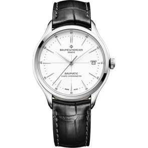 Baume et Mercier Clifton Baumatic 10518 Automatik COSC Ø 40mm