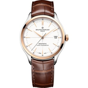 Baume et Mercier Clifton Baumatic 10519 Automatik COSC Ø 40mm