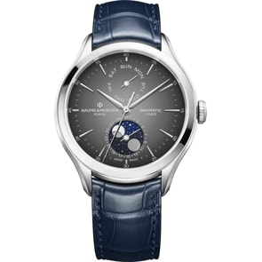 Baume et Mercier Clifton Baumatic 10548 Automatik Mondphase