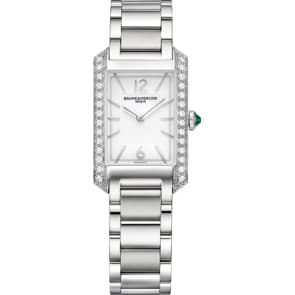 Baume et Mercier Hampton 10631 Diamonds Quarz