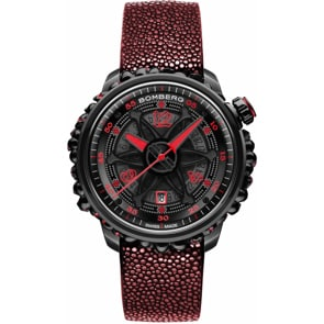 Bomberg BB-01 Automatic Red Catacomb Limited Edition
