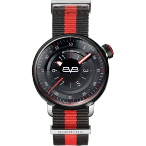 Bomberg BB-01 Black & Red