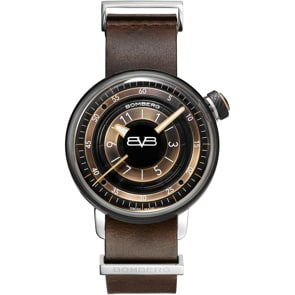 Bomberg BB-01 Brown & Black Lady