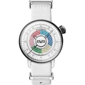 Bomberg BB-01 Lady Skylighter Weiss