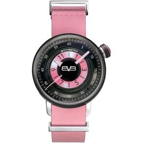 Bomberg BB-01 Pink & Black Lady