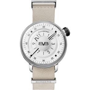 Bomberg BB-01 White & Silver