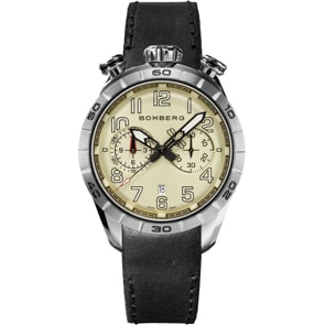 Bomberg BB-68 Grey Chronograph