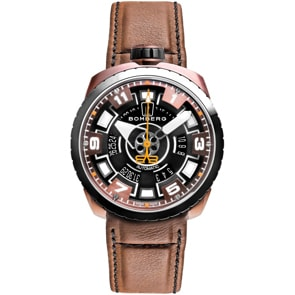 Bomberg Bolt-68 Brown Sapphire Automatic