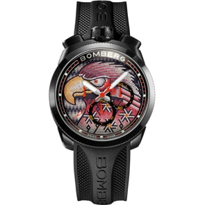 Bomberg Bolt-68 Eagle Pearl Chronograph Special Edition