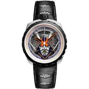 Bomberg Bolt-68 Samurai Black Automatic