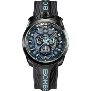 Bomberg Bolt-68 Skull Pearl Chronograph Special Edition
