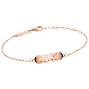 Calvin Klein Armband ck message Love