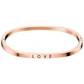 Calvin Klein Armreif ck hook Love