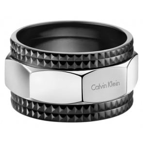 Calvin Klein Herrenring ck high