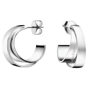 Calvin Klein Kreolen ck unite