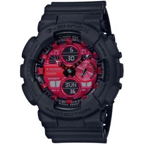 Casio G-Shock Classic Schwarz / Rot