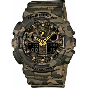 Casio G-Shock Classic Camouflage
