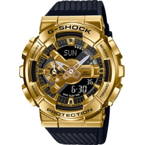 Casio G-Shock Classic Gold / Schwarz