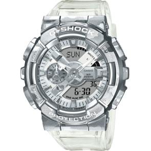 Casio G-Shock Classic Silber / Weiss