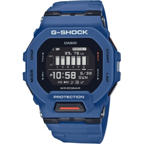 Casio G-Shock G-Squad Bluetooth Smart Navy Blue