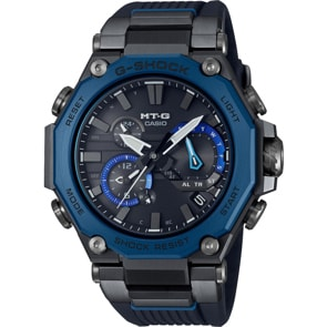 Casio G-Shock Premium MT-G Bluetooth Blau / Schwarz