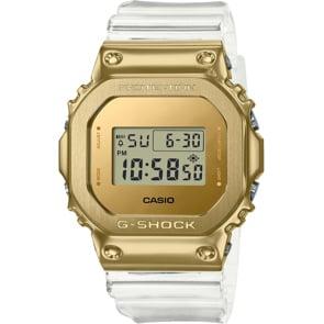 Casio G-Shock Steel The Origin Gold