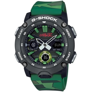 Casio G-Shock x Gorillaz Master of G Gravitymaster