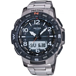 Casio Pro Trek Bluetooth