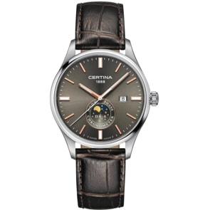 Certina DS 8 COSC Moon Phase