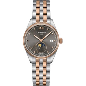 Certina DS 8 COSC Moon Phase Lady