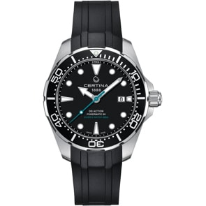 Certina DS Action Powermatic 80 Diver Sea Turtle Conservancy 60th Anniversary
