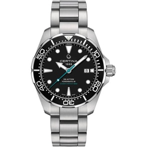 Certina DS Action Powermatic 80 Diver Sea Turtle Conservancy Special Edition