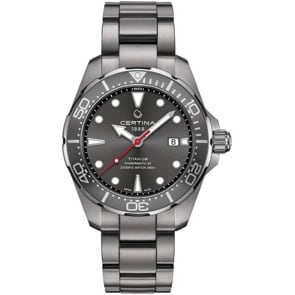 Certina DS Action Powermatic 80 Diver Titan