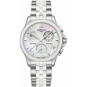 Certina DS First Lady Moon Phase
