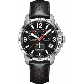Certina DS Podium Chrono Lap Timer COSC