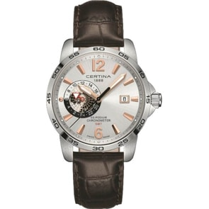 Certina DS Podium GMT COSC