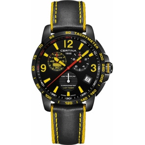 Certina DS Podium Lap Timer COSC Race Edition