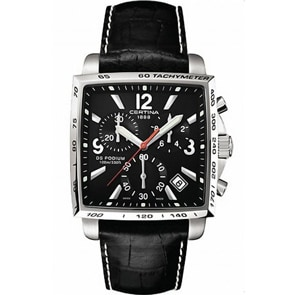 Certina DS Podium Square Chrono
