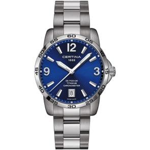 Certina DS Podium Titanium Chronometer