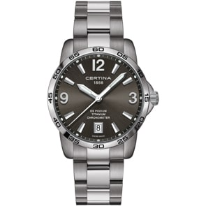 Certina DS Podium Titanium Chronometer