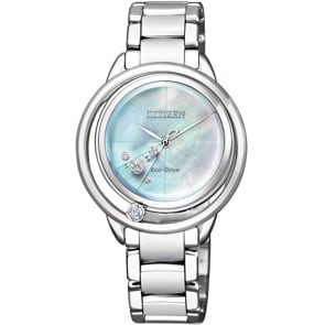 Citizen Elegant Lady Diamonds Eco-Drive